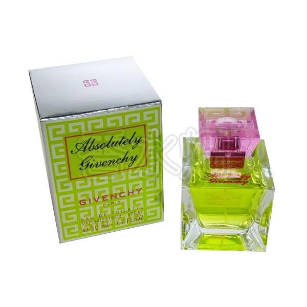 ジバンシイ アブソリュートリー ジバンシィ EDT SP 50ml 香水 フレグランス|kousuibatake1