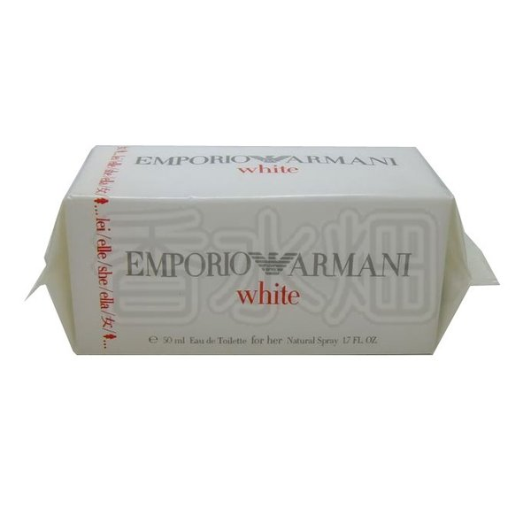 エンポリオ アルマーニ エンポリオアルマーニ ホワイト フォーハー EDT SP 50ml 香水 フレグランス|kousuibatake1