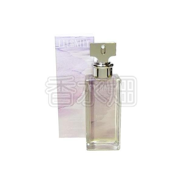 カルバン クライン エタニティ サマー 2010年限定 EDP SP 100ml オードパルファム 香水 フレグランス|kousuibatake1