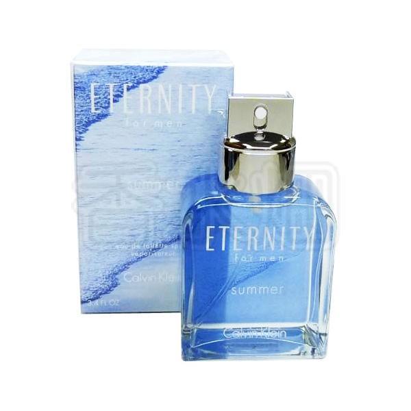 カルバン クライン エタニティ フォーメン サマー 2010年限定 EDT SP 100ml 香水 フレグランス|kousuibatake1