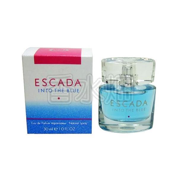 エスカーダ イントゥ ザ ブルー EDP SP 30ml イントゥザブルー 香水 フレグランス|kousuibatake1