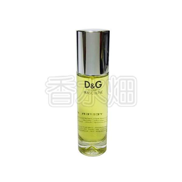 【テスター仕様】 D&G ドルチェ&ガッバーナ マスキュリン EDT SP 100ml 香水 フレグランス|kousuibatake1