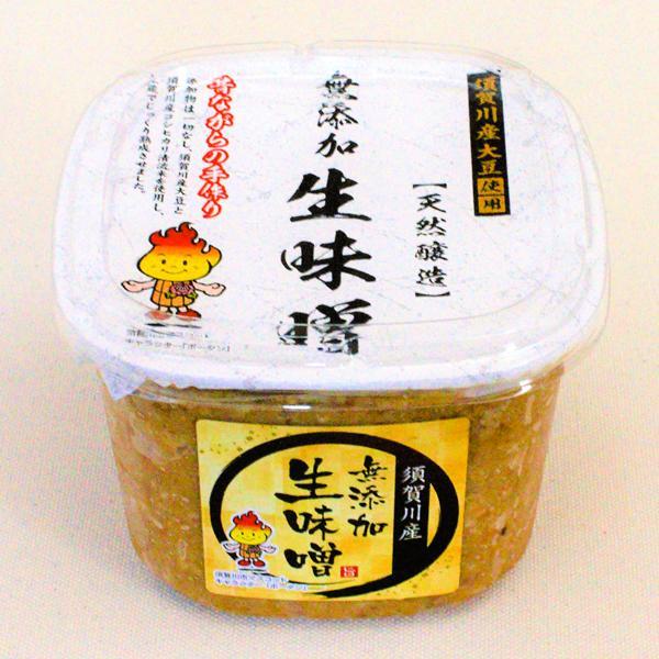 天然醸造「無添加生味噌」800g 6個入りセット 大豆|kousya|02