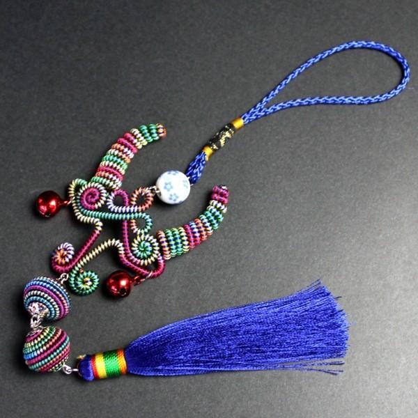チベット結 ヤク