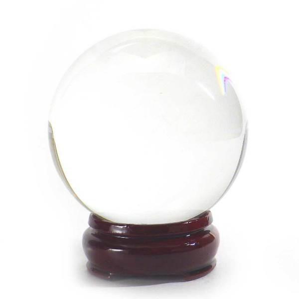 人工水晶球 80mm