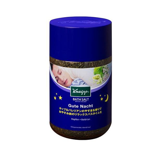 クナイプ グーテナハト バスソルト ホップ&バレリアンの香り 850g