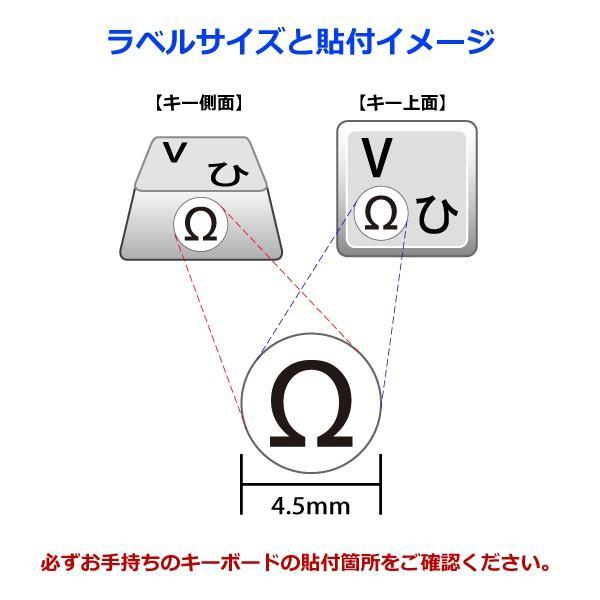 タイ語 日本製 マルチリンガルキーボードラベル 丈夫なステンレス製ピンセット付属|koyo-luxol|06