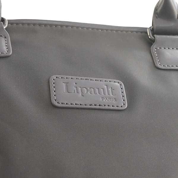 Lipault(リポー) トートバッグ 68457 1010 ANTHRACITE GREY