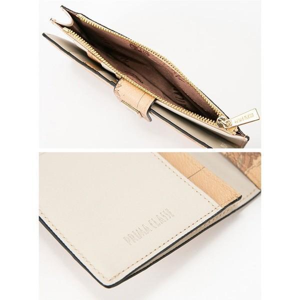 PRIMA CLASSE(プリマクラッセ) PSW8-2132 小銭入れ付薄型長財布 /ライトブラウン