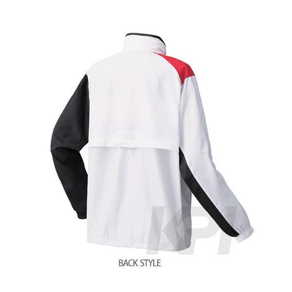 YONEX ヨネックス 「Uni 裏地付ウィンドウォーマーシャツ フルモーション3D  70049」ウェア「FW」 kpi 03
