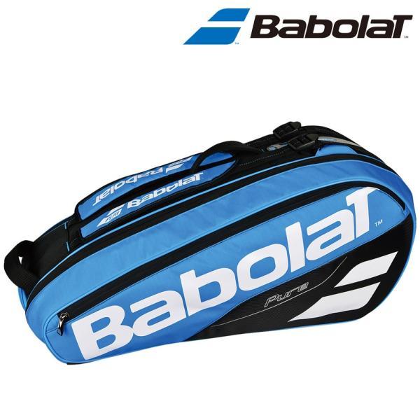 「ランドリーバッグ2枚プレゼント」バボラ Babolat テニスバッグ・ケース  RACKET HOLDER X6 ラケットバッグ ラケット6本収納可  BB751171 kpi