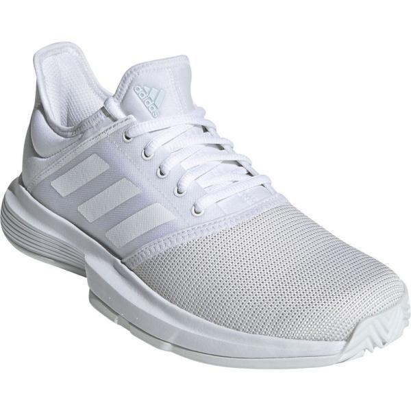 アディダス adidas テニスシューズ レディース GameCourt W オールコート用 EE3813|kpi
