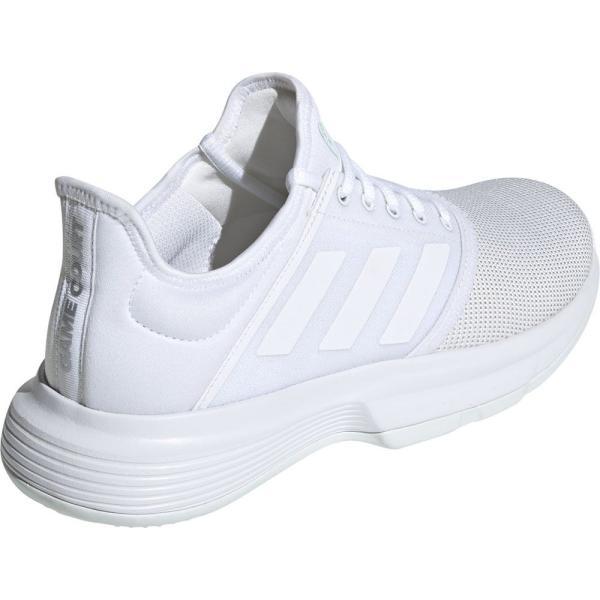 アディダス adidas テニスシューズ レディース GameCourt W オールコート用 EE3813|kpi|02