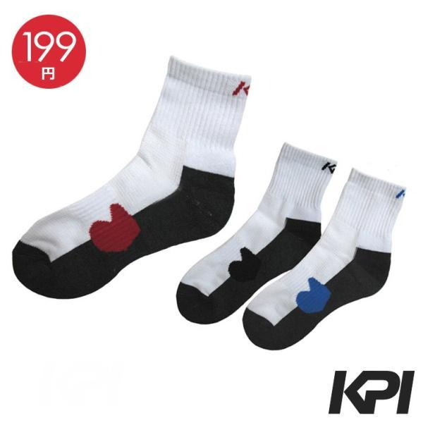 ケイピーアイ KPI テニスアクセサリー Men's メンズショートソックス F13P10|kpi