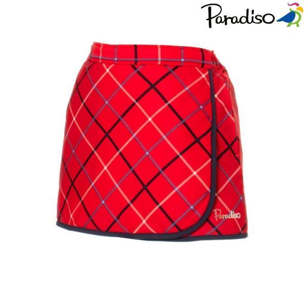 パラディーゾ PARADISO テニスウェア レディース スコート KCL04L 2018FW|kpi