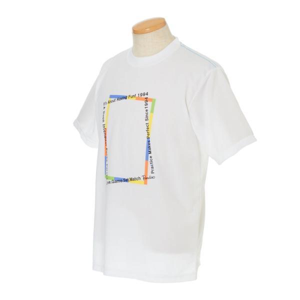 パラディーゾ PARADISO テニスウェア メンズ 半袖シャツ NCM22A 2019SS[ポスト投函便対応] kpi 02