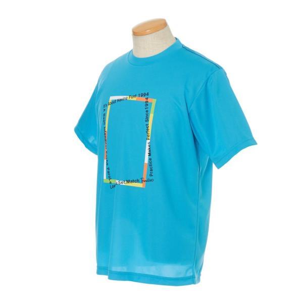 パラディーゾ PARADISO テニスウェア メンズ 半袖シャツ NCM22A 2019SS[ポスト投函便対応] kpi 03