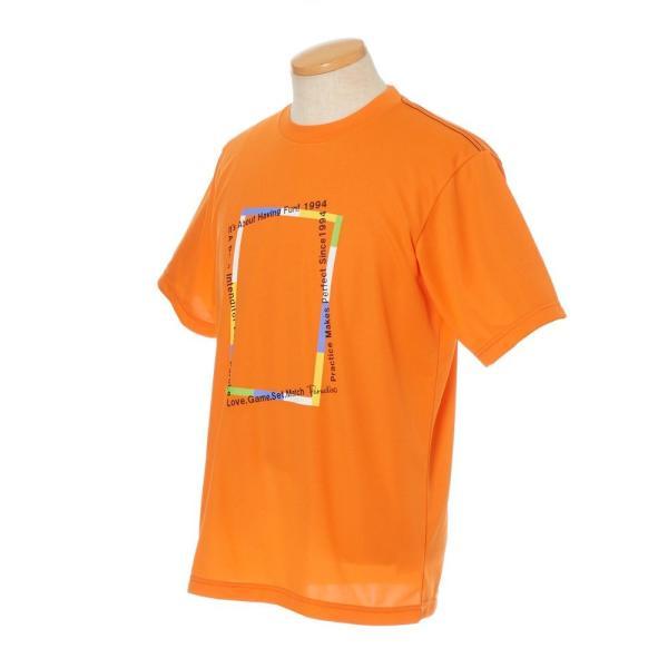 パラディーゾ PARADISO テニスウェア メンズ 半袖シャツ NCM22A 2019SS[ポスト投函便対応] kpi 04
