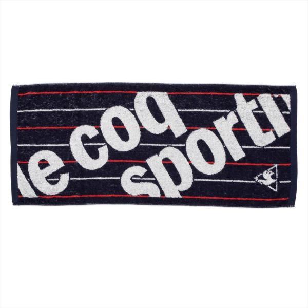 ルコック le coq sportif 健康・ボディケアタオル  今治フェイスタオル QMANJE01|kpi|02