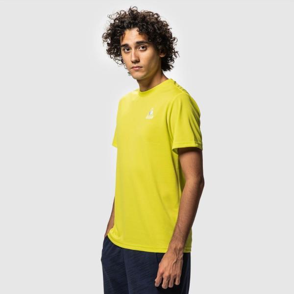 ルコック le coq sportif 健康・ボディケアウェア メンズ 半袖シャツ QMMNJA30ZZ 2019SS[ポスト投函便対応]|kpi|02