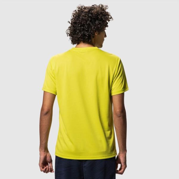 ルコック le coq sportif 健康・ボディケアウェア メンズ 半袖シャツ QMMNJA30ZZ 2019SS[ポスト投函便対応]|kpi|03