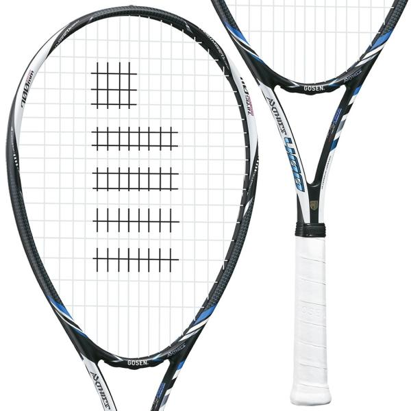 ゴーセン GOSEN テニスソフトテニスラケット  AXTHIES 400 アクシエス 400 SRA4|kpi|02