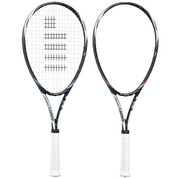 ゴーセン GOSEN テニスソフトテニスラケット  AXTHIES 400 アクシエス 400 SRA4|kpi|03