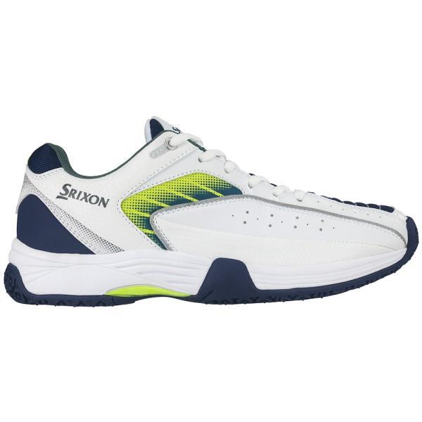 スリクソン SRIXON テニスシューズ メンズ SPEEZA2 OMNI & CLAY スピーザ2 オムニ&クレーコート用テニスシューズ SRS-675WN 『即日出荷』|kpi|02