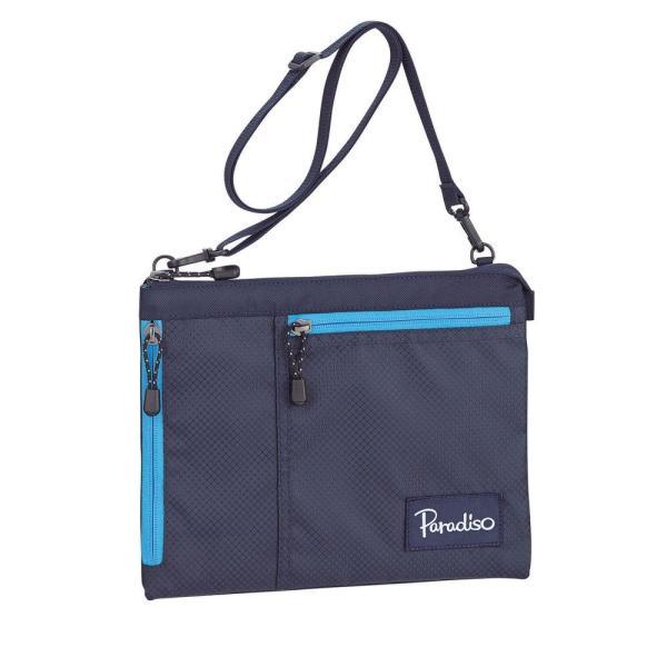 パラディーゾ PARADISO テニスバッグ・ケース  アクティブサコッシュ TAA806|kpi