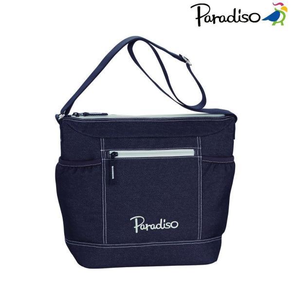パラディーゾ PARADISO テニスバッグ・ケース  18AWデニムショルダーバッグ TAA872|kpi