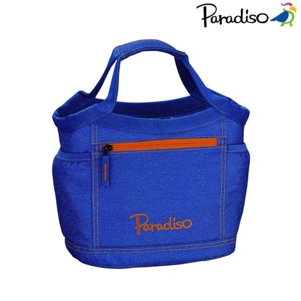 パラディーゾ PARADISO テニスバッグ・ケース  18AWデニムコートバッグ TAA873|kpi
