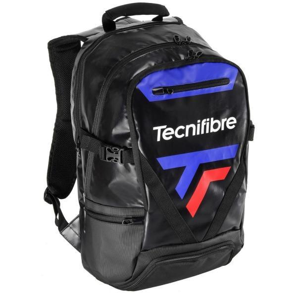 テクニファイバー Tecnifibre テニスバッグ・ケース  TOUR ENDURANCE BLACK BACKPACK  ラケットバッグ バックパック TFB096|kpi