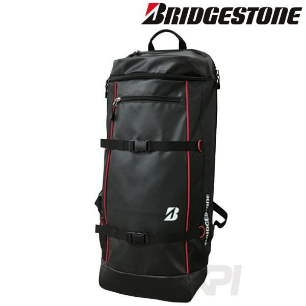 ブリヂストン BRIDGESTONE テニスバッグ プロバッグシリーズ バックパック3 ラケット3本収納可 TRB611|kpi