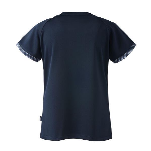 プリンス Prince テニスウェア レディース ゲームシャツ WL8095 2018FW[ポスト投函便対応] kpi 02