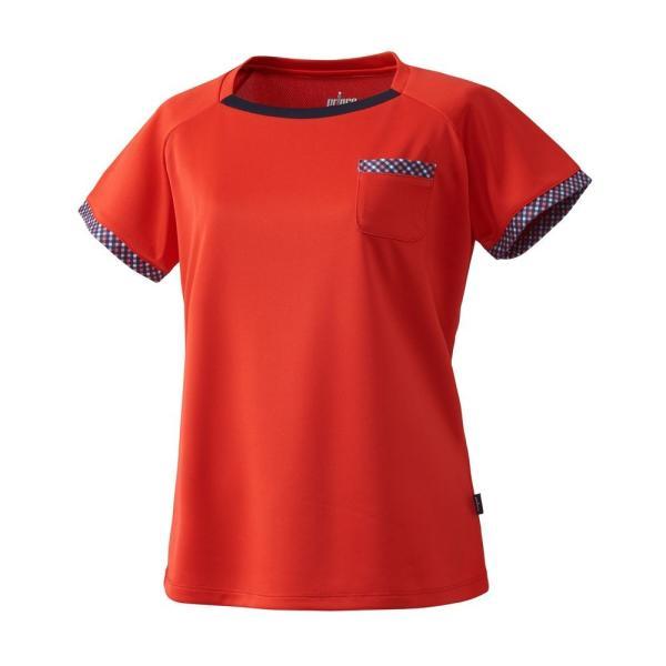 プリンス Prince テニスウェア レディース ゲームシャツ WL8095 2018FW[ポスト投函便対応] kpi 03