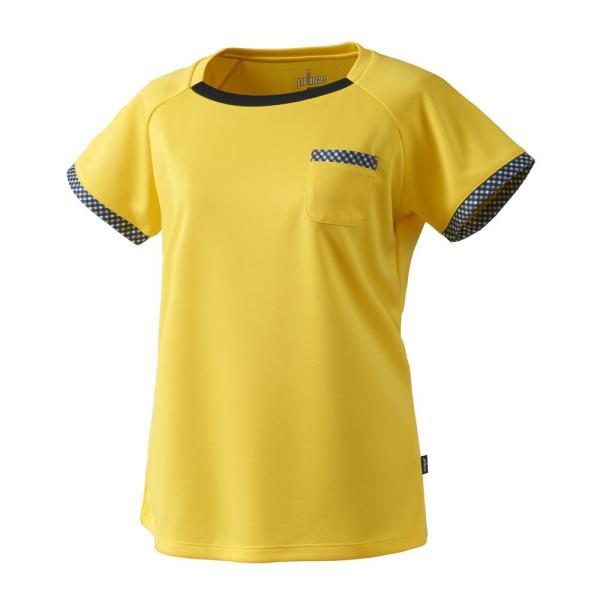プリンス Prince テニスウェア レディース ゲームシャツ WL8095 2018FW[ポスト投函便対応] kpi 04