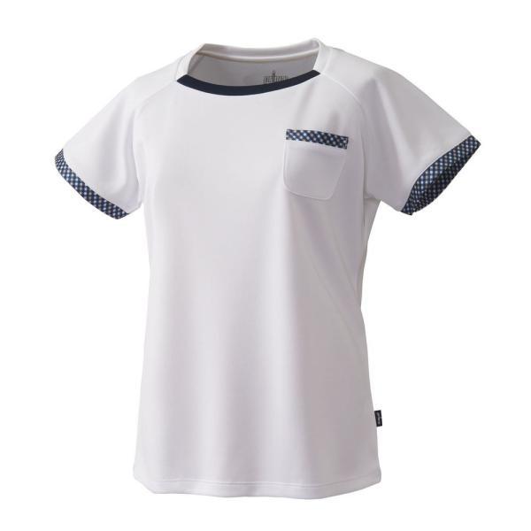 プリンス Prince テニスウェア レディース ゲームシャツ WL8095 2018FW[ポスト投函便対応] kpi 05