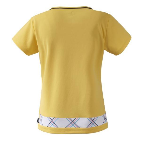 プリンス Prince テニスウェア レディース ゲームシャツ WL9054 2019SS[ポスト投函便対応] kpi 02