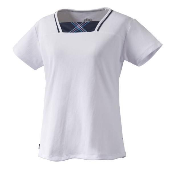 プリンス Prince テニスウェア レディース ゲームシャツ WL9054 2019SS[ポスト投函便対応] kpi 04
