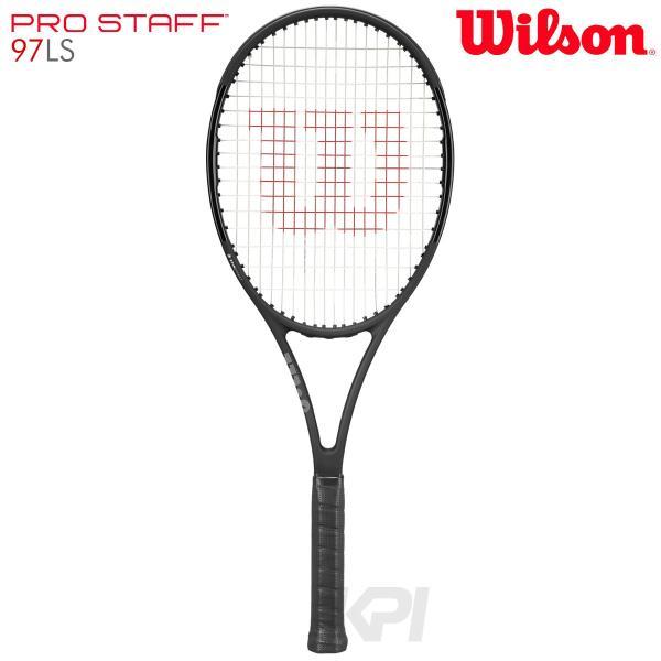 」Wilson ウイルソン 「PRO STAFF 97LS プロスタッフ97LS  WRT731710」硬式テニスラケット スマートテニスセンサー対応 『即日出荷』 kpi