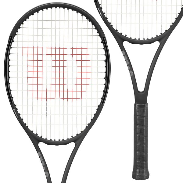 」Wilson ウイルソン 「PRO STAFF 97LS プロスタッフ97LS  WRT731710」硬式テニスラケット スマートテニスセンサー対応 『即日出荷』 kpi 02