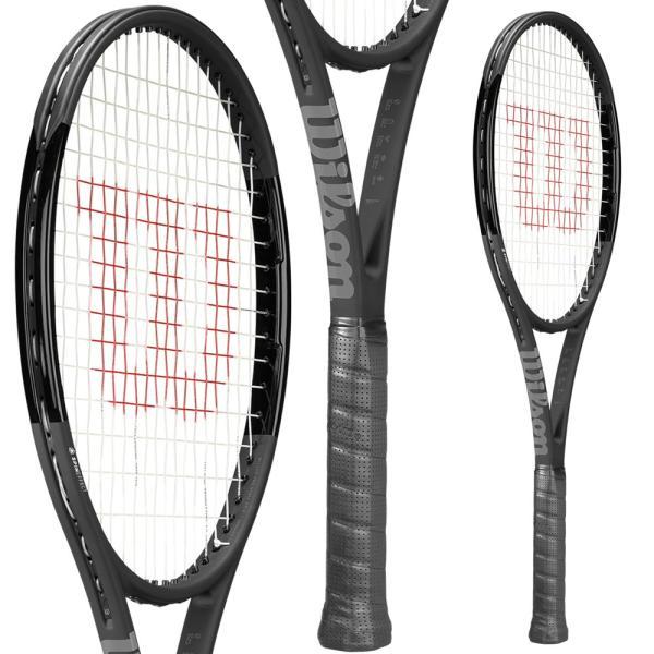 」Wilson ウイルソン 「PRO STAFF 97LS プロスタッフ97LS  WRT731710」硬式テニスラケット スマートテニスセンサー対応 『即日出荷』 kpi 03