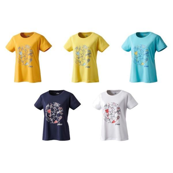 プリンス Prince テニスウェア レディース Tシャツ WS0021 2020SS 『即日出荷』