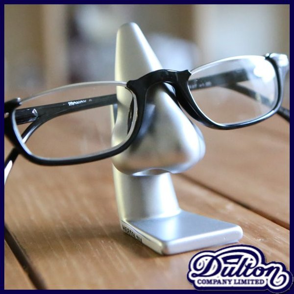 メガネスタンド 眼鏡スタンド 眼鏡置き DULTON ダルトン グラスホルダー ビッグノーズ 雑貨 メガネケース ディスプレイ 飾り おもしろい 面白い おしゃれ