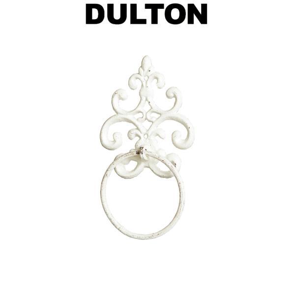 RoomClip商品情報 - DULTON ダルトン タオルリング タオルハンガー タオル掛け タオルホルダー ふきん掛け アイアン おしゃれ アンティーク調 レトロ リング 壁掛け さび加工