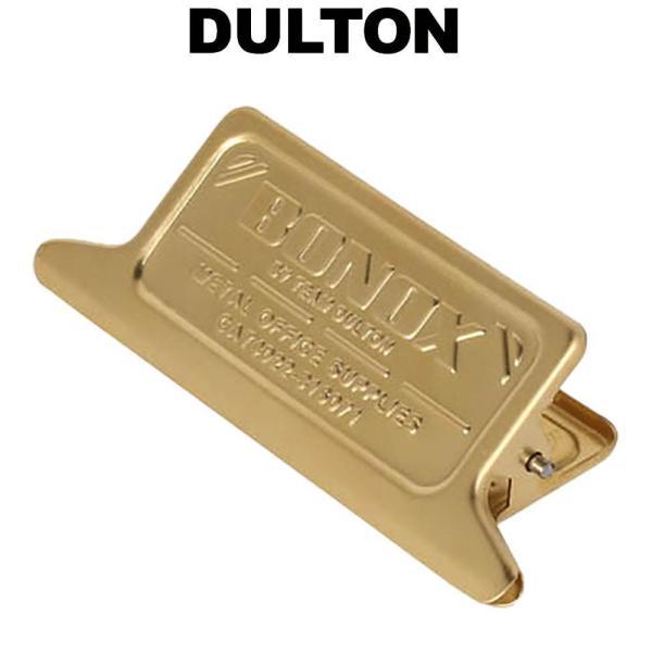 【メタル クリップ BRASS】 ダルトン DULTON メモクリップ 真鍮 おしゃれ アンティーク レトロ ヴィンテージ アメリカン 大きめ 大きい 書類 ル
