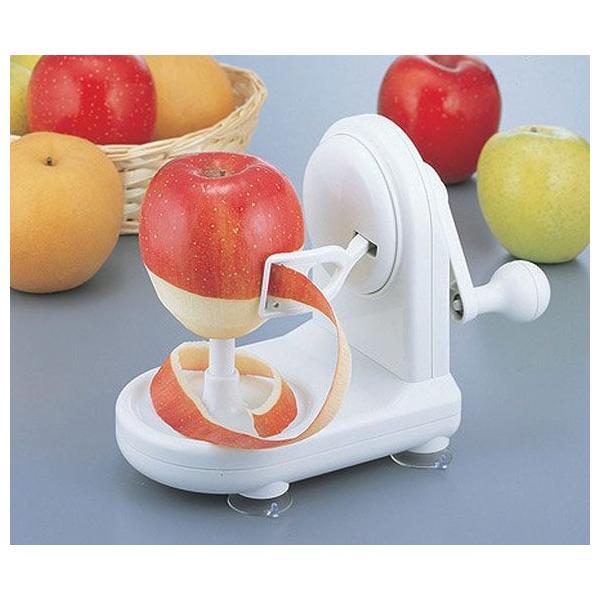 アップルピーラー 回転式 アップルカッター 調理小道具 下ごしらえ用品 アップルピーラー リンゴの皮むき 皮むき器 おしゃれ りんご 母の日 キッチン用品