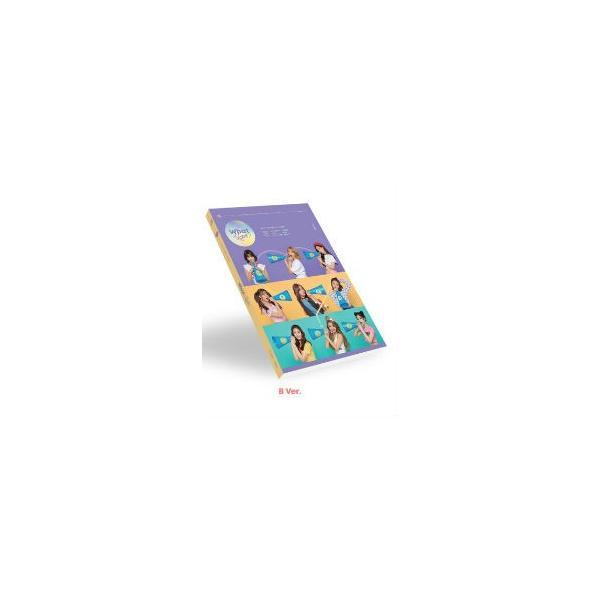 TWICE 5th Mini Album [WHAT IS LOVE?] (Bバージョン) kpopbokujostore