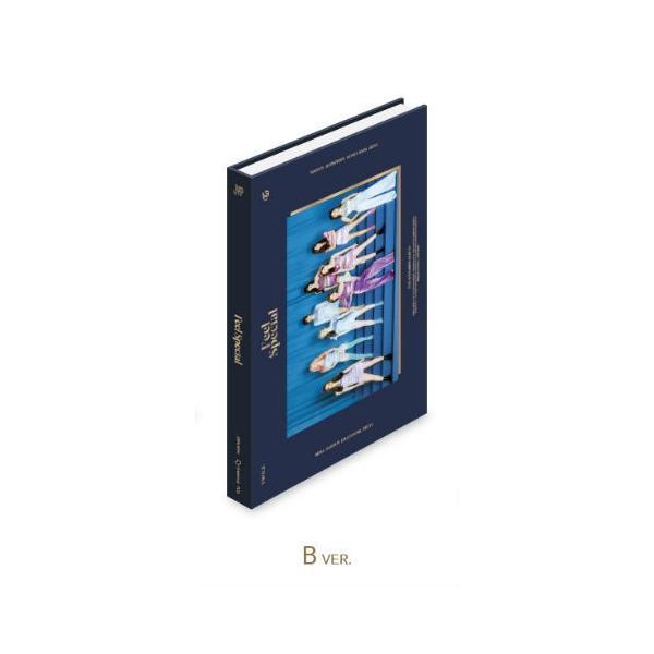 (初回特典フォトカードセット付)TWICE 8th Mini Album [Feel Special](B Ver.)|kpopbokujostore