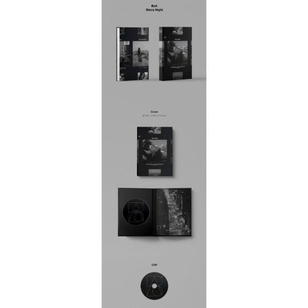 BoA 2nd Mini Album [Starry Night] kpopbokujostore 02